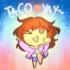 Thumb taco yay