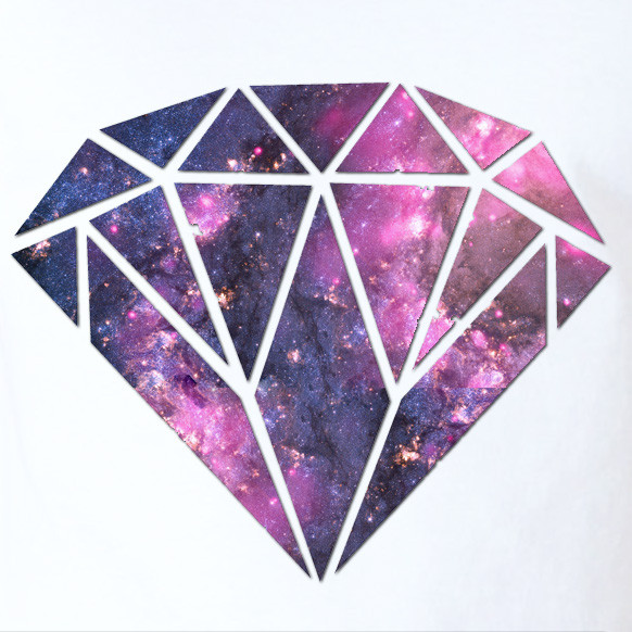 Galaxydiamond cover