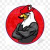 Thumb classy game club logo