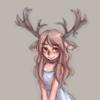 Thumb reindeer girl by aosora sky daodmet