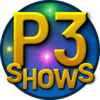 Thumb p3shows logo