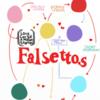 Thumb falsettos logo