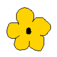 Default flower thing yes