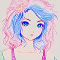 Default anime blue hair tumblr 9m4vsnc56