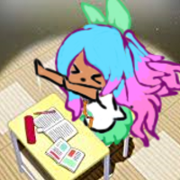 Default jade doesn t want to do her homework