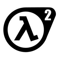 Default half life 2 logo by zeptozephyr