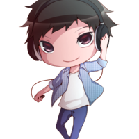 Default chibi transparent