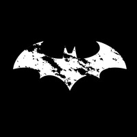 Default batman logo wallpaper 23