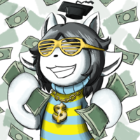 Default temmie go to college copy by treetune d9gymmm