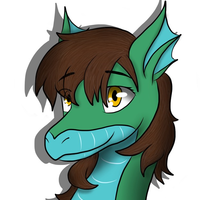Default emmymation emmyvoice emmy the dragoness ecblossomgal icon by another artist