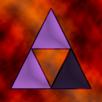 Default triforce of doom