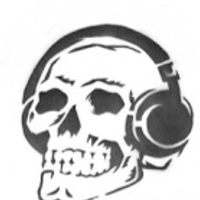 Default skull and headphones by wierd0