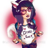 Default otaku girl