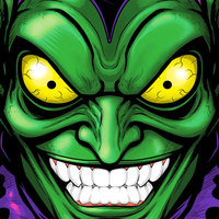 Default green goblin portrait commission by thuddleston d5gz6qn