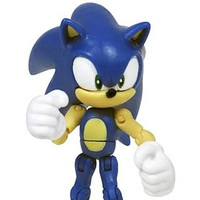 Default sonic action figure