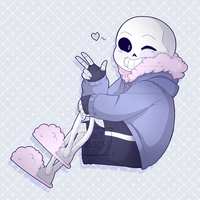 Default undertale  sans by secretnarcissist d9ia2hz