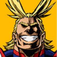 Default all might portrait