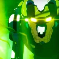 Default green lion profile pic