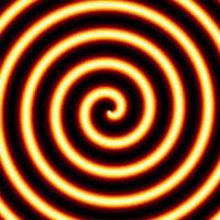 Default orangespiral