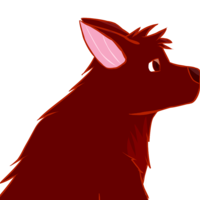 Default red wolf