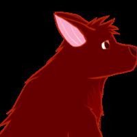 Default red wolf