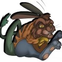 Default franken bunny small