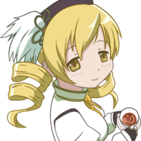 Default tumblr static mami tomoe vector by hombre0 d4d2anx